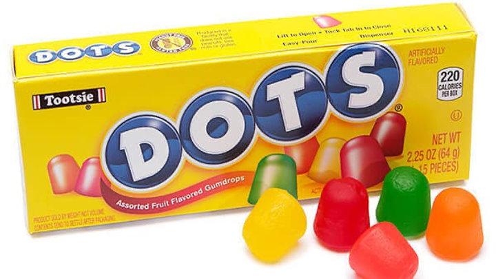 Dots 2.25oz Box