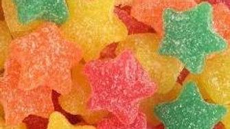 Sour Jelly Stars 1/2lb
