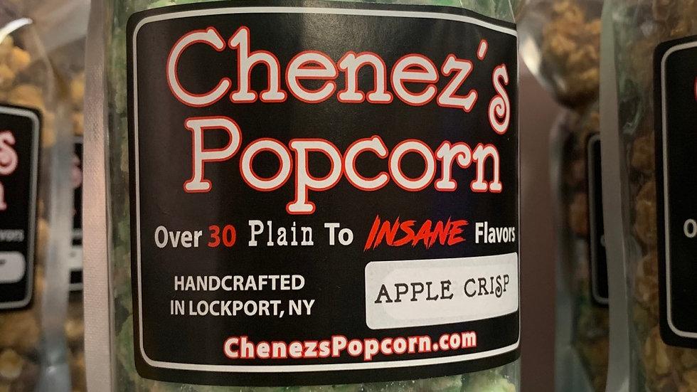 Apple Crisp Popcorn