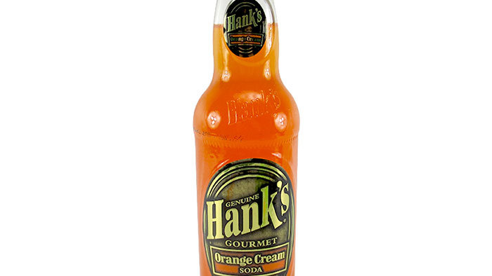 Hank's Orange Cream Soda (Local Pickup/Local Delivery Only)