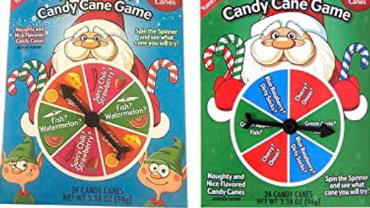 Naughty or Nice Candy Cane Game