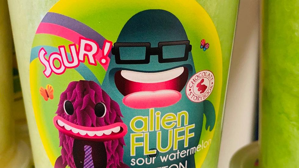 Alien Fluff Cotton Candy