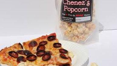 Pizza Flavored Popcorn