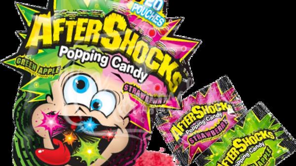 AfterShocks Popping Candy - 1.06-oz. Bag