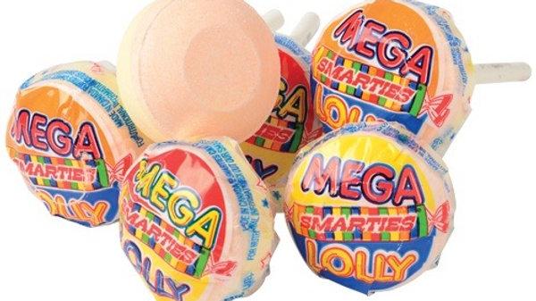 Smarties Mega Lolly