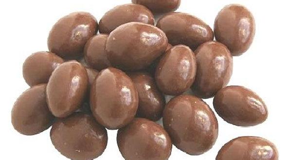 Milk Chocolate Covered Peanuts 1/2lb