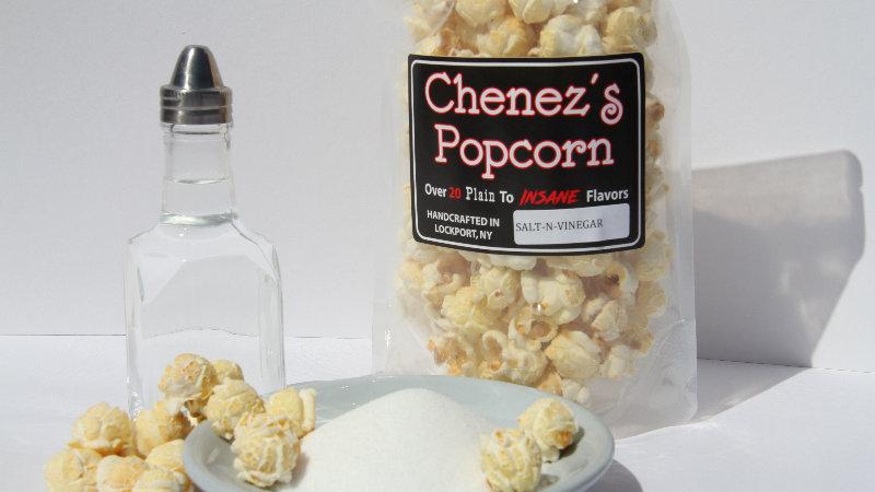 Salt N Vinegar Popcorn