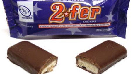 2Fer Vegan Candy Bar