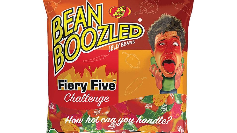 Bean Boozled Firey Five 1.9 oz Bag