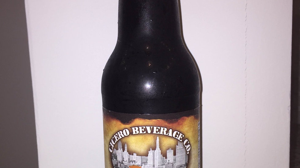 Cicero Beverage Chicago Style Root Beer (Local Pickup/Local Delivery Only)