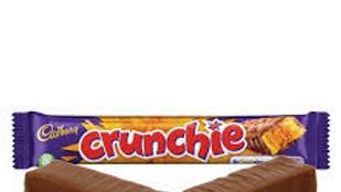 Cadbury Crunchie Candy Bar