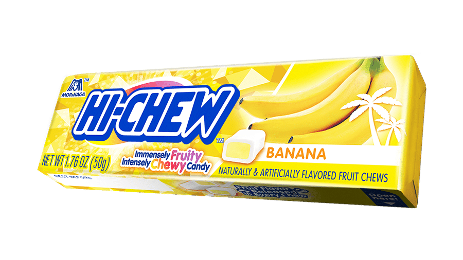 Hi-Chew Banana 1.76 oz.