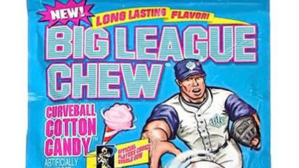 Big League Chew Cotton Candy