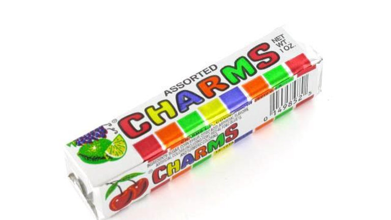 Charms Candy Assorted Squares