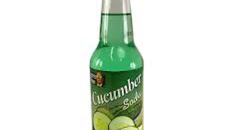 Cucumber Soda - Lester's Fixins (Local Pickup/Local Delivery Only)