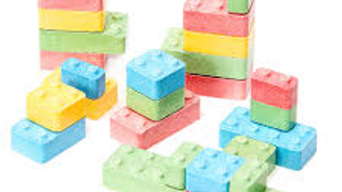 Candy Blox 1/2lb