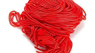 Gustaf's Strawberry Licorice Laces 1/2lb