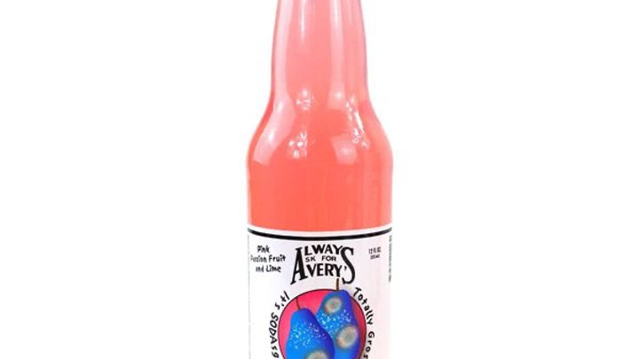 Fungal Fruit Soda - Avery's Totally Gross Soda (Local Pickup/Local Delivery)