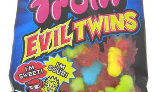 Trolli Evil Twins Gummy Candy 4.25oz Bag