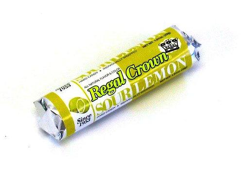 Regal Crown Sour Lemon