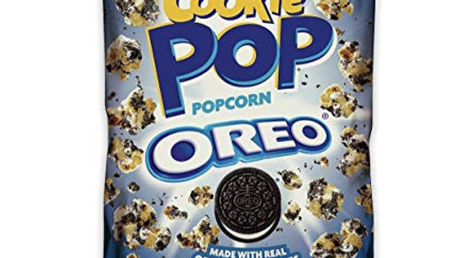 Cookie Pop Oreo Popcorn 5.25 oz Bag
