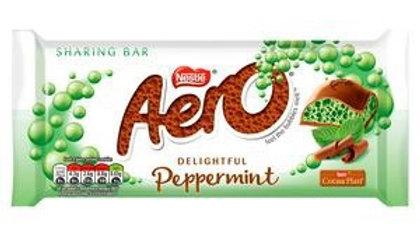 Nestle Aero Peppermint Share Size Bar 100g