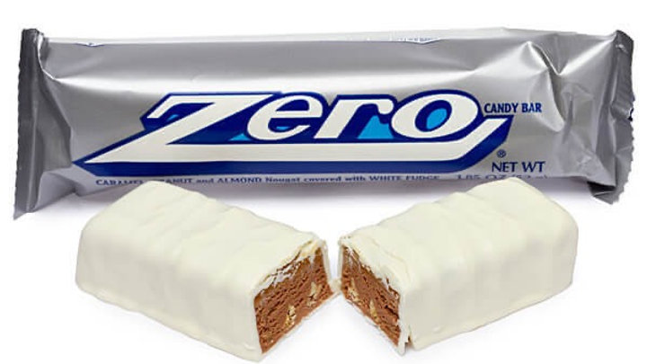 Zero Candy Bar 1.85oz