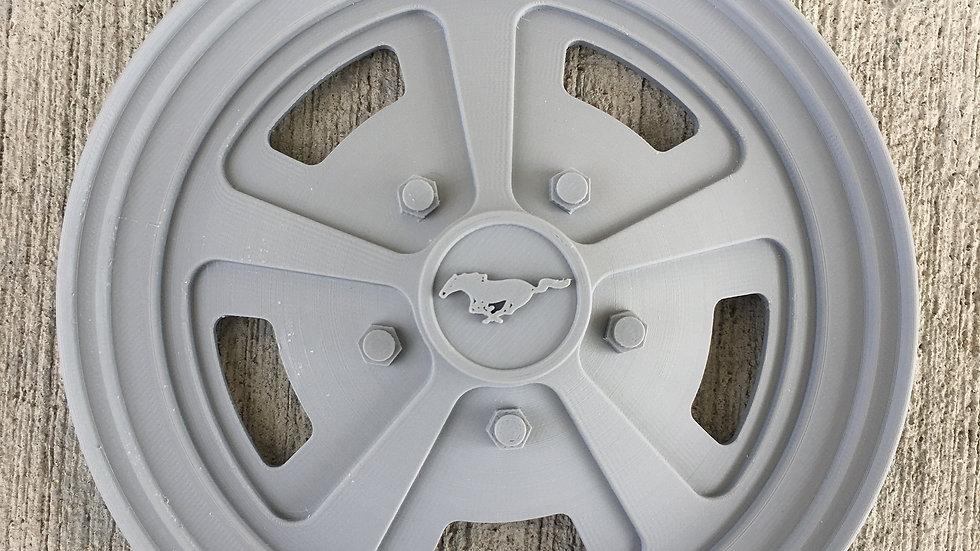 1971-73 Mustang Jr. hub caps