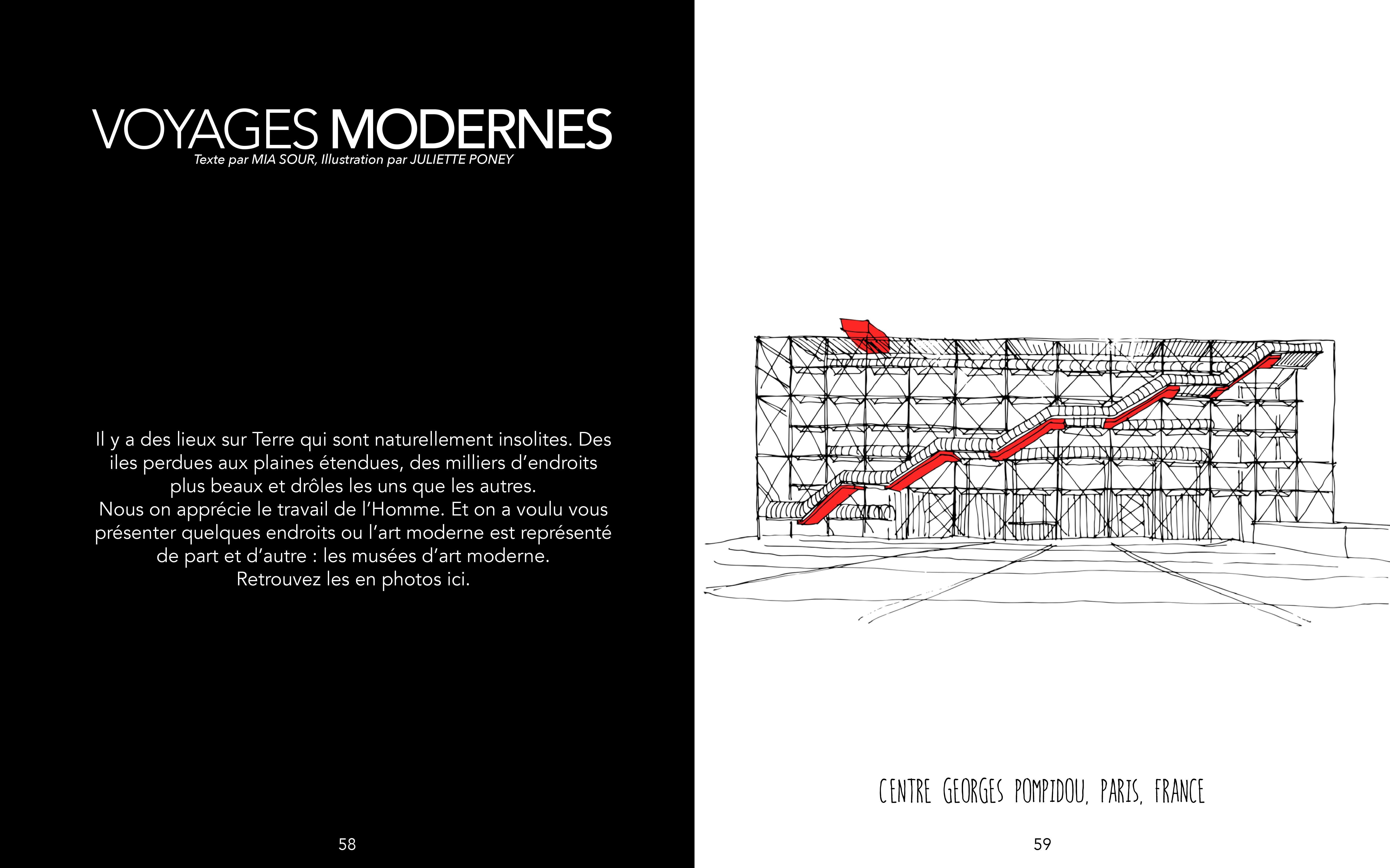 Voyages Modernes