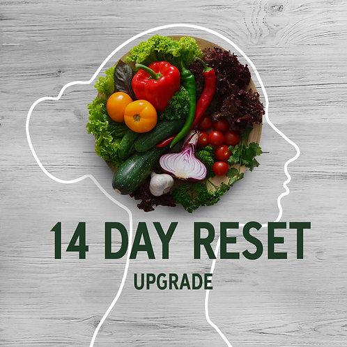 Reset Upgrade to Full Program