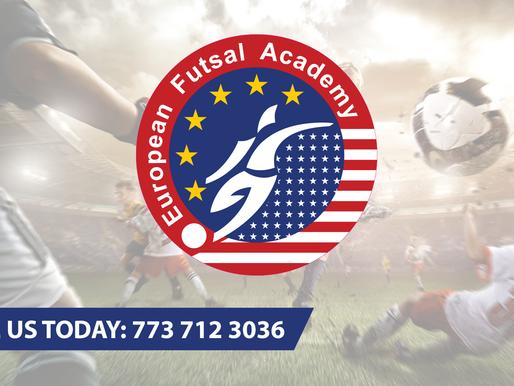 European Futsal Academy- крок на зустріч перемогам!