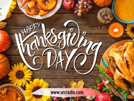 Happy Thanksgiving - З Днем Подяки