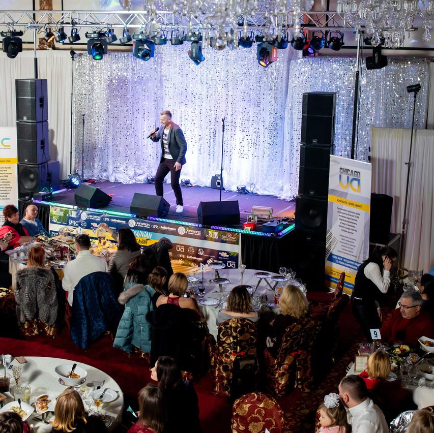 Ukrainian Music Night 2018