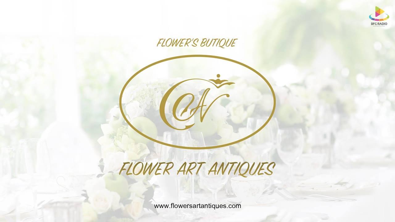 Flower Art Antiques (Chicago Area) - BFG Radio Ads