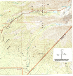 Little Bear's Southwest Ridge Route