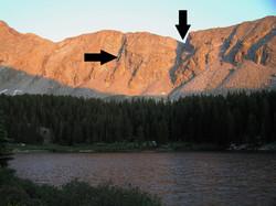 Little Bear Peak's West Ridge