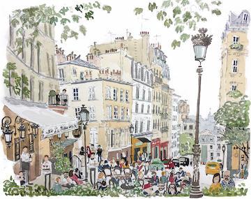 Paris Montmartre, Paris