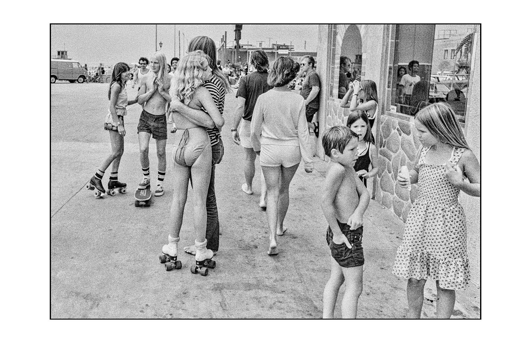 Hermosa Beach, CA. 1975