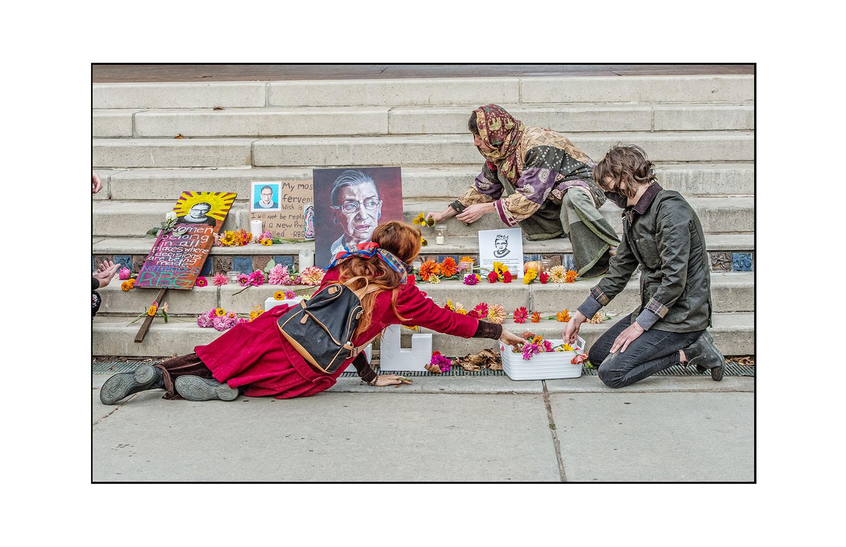 Ginsberg Memorial