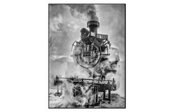 Steaming Engine.