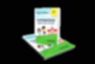 Coronavirus health and safety activity book for kindergarten