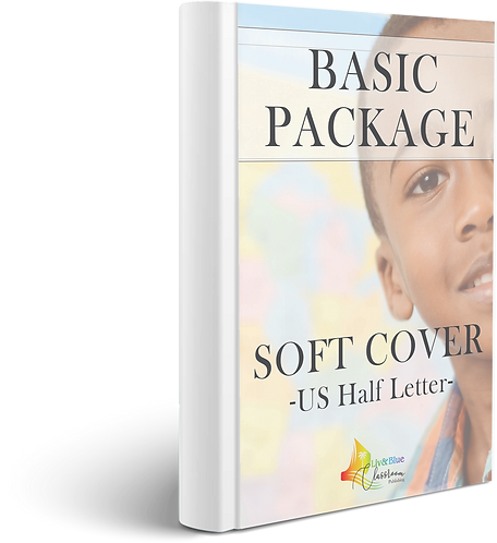 Classroom Basic Soft Cover US Half Letter