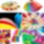 bigstock-Collage-of-photos-in-rainbow-c-