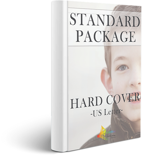 Classroom Standard Hard Cover US Letter