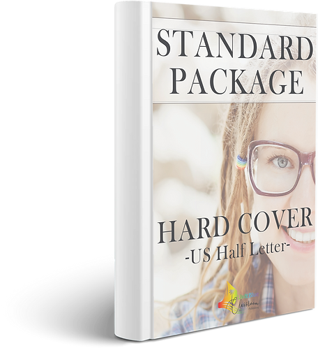 Classroom Standard Hard Cover US Half Letter