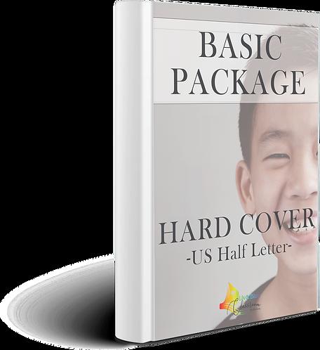 Classroom Basic Hard US Half Letter