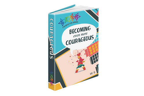Becoming Even More Courageous (Matthew Baganz)