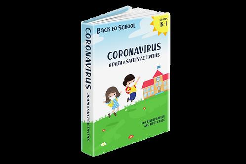 Back to School Coronavirus Health & Safety Activities (KG & First Grade)
