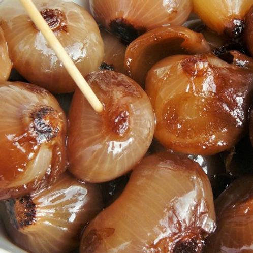 Oignons au vinaigre balsamique de Modène IGP 150 g