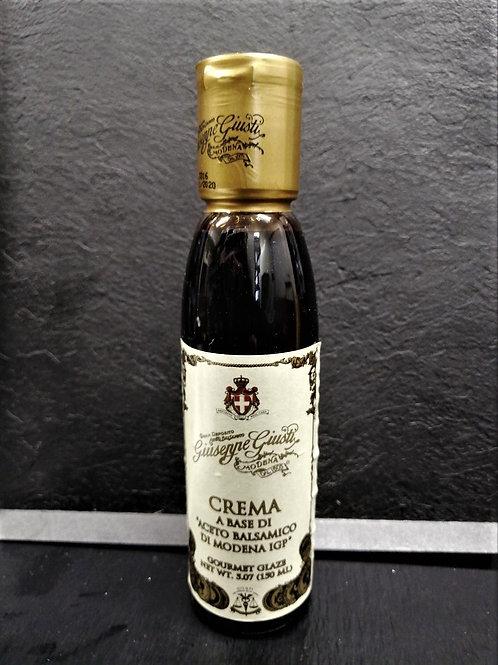 Crème de vinaigre balsamique de Modène IGP Giuseppe Giusti 150 ml